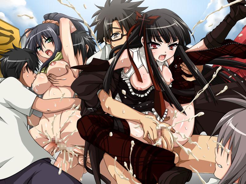 desu ka gochumon usagi wa Five nights in anime sex