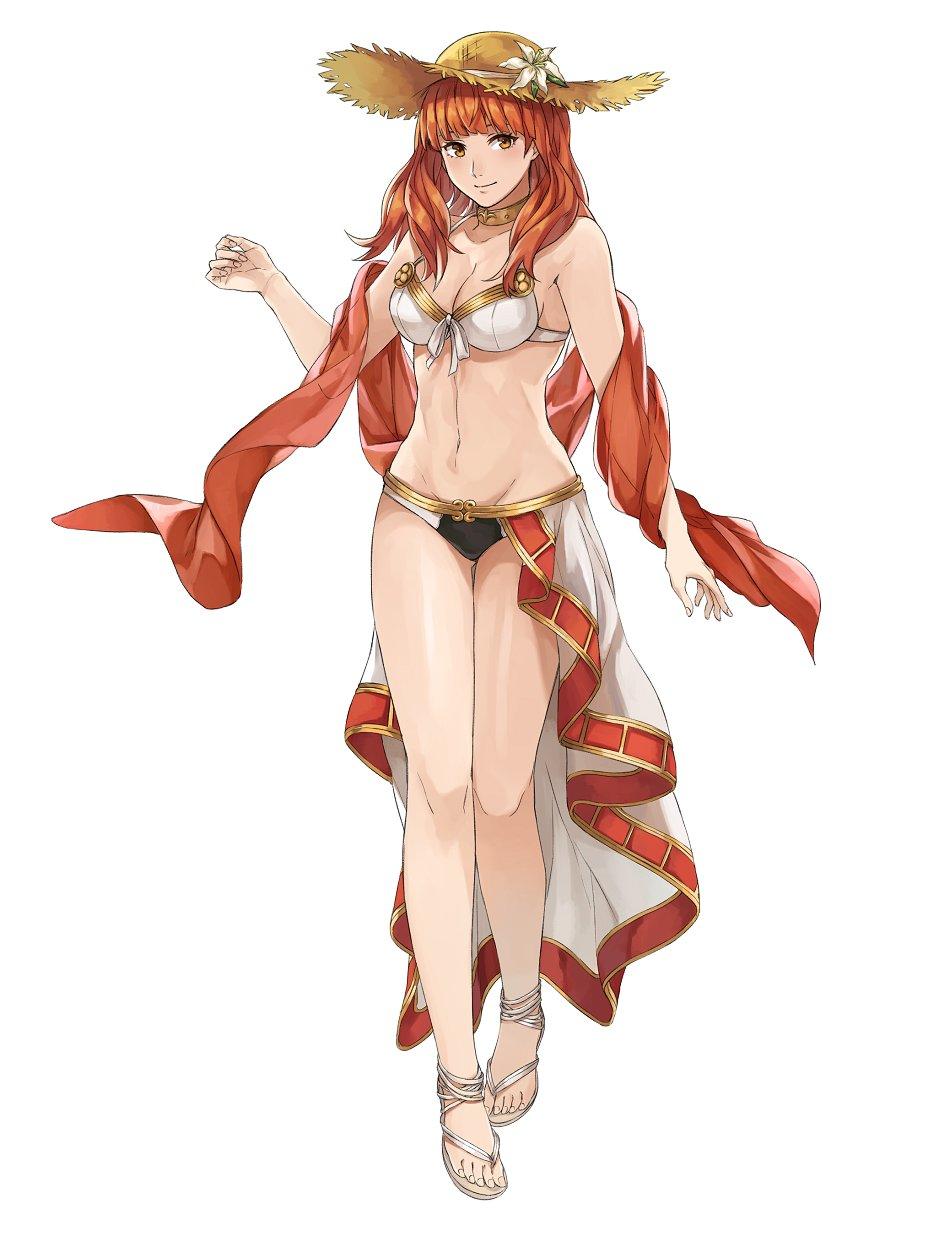 alm and celica fire emblem Boku to joi no shinsatsu nisshi