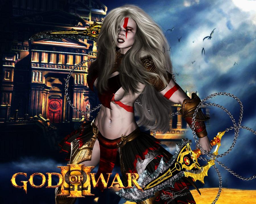 war freya of hentai god I-raf-you