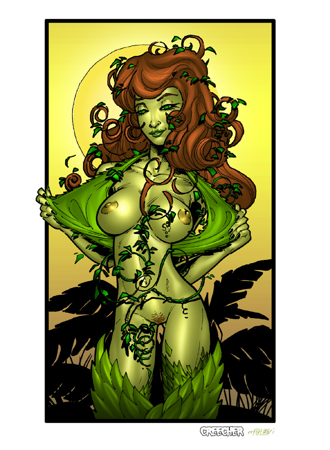 of sexy poison ivy pics Divinity original sin 2 hentai