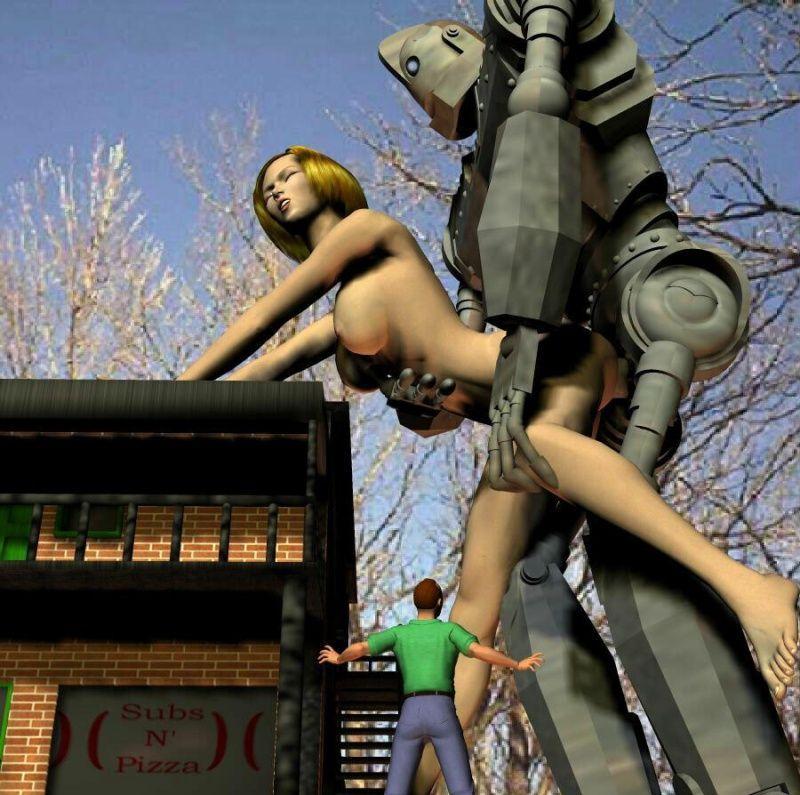 giant iron the Log horizon naotsugu and marie