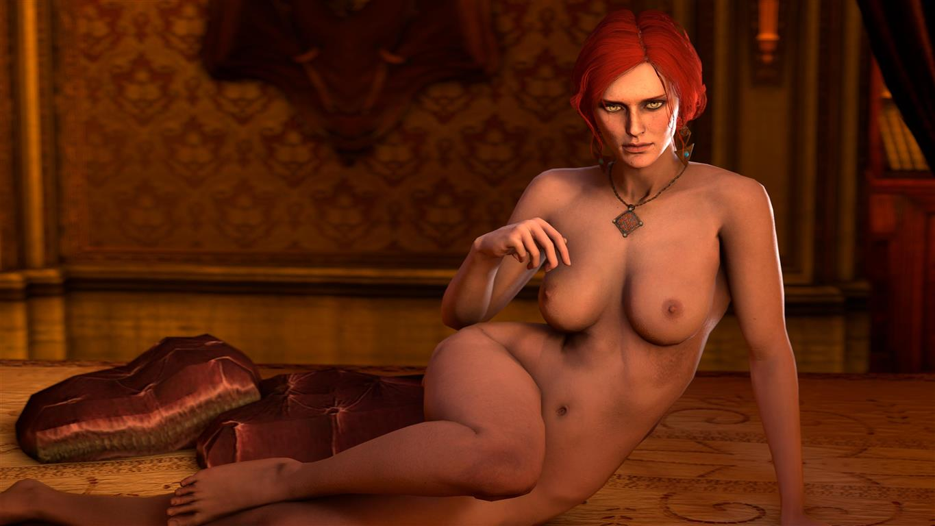 witcher nude 3 triss merigold Kurutan ghost in the shell