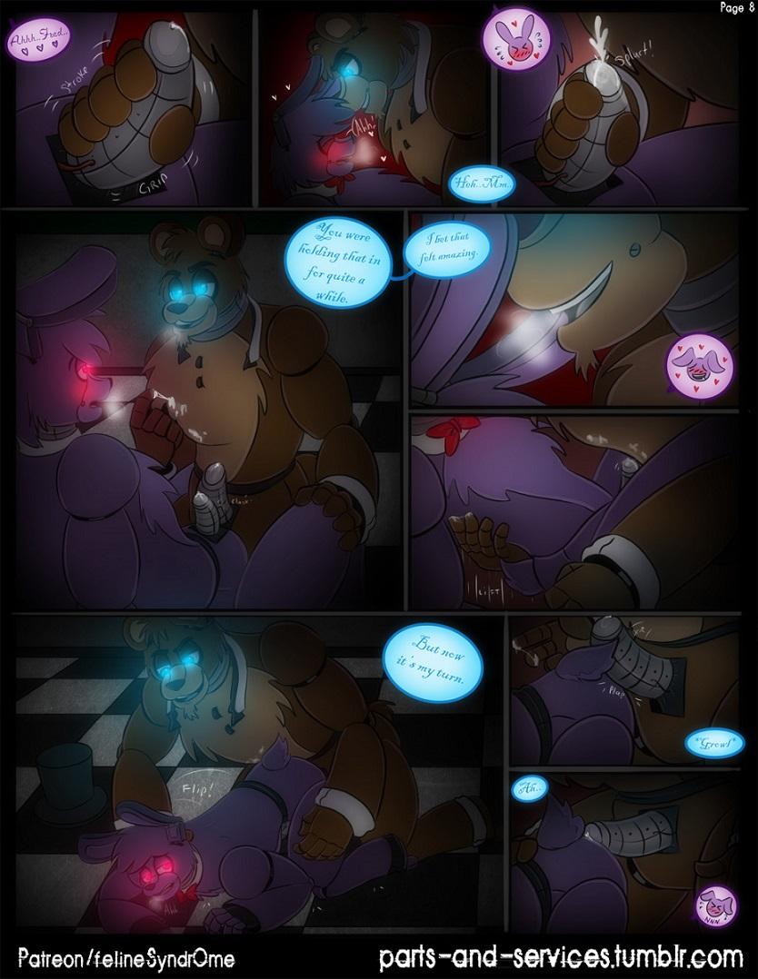 xxx at freddy's five comic nights Rance 01 hikari o motomete the animation