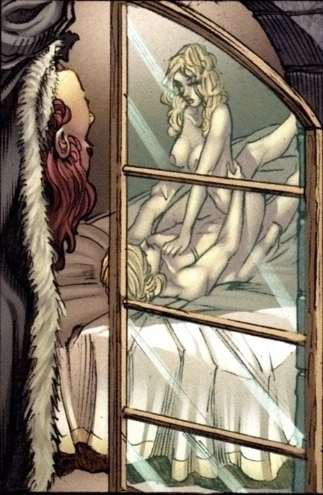 sex animated thrones of game New 52 wonder woman hentai