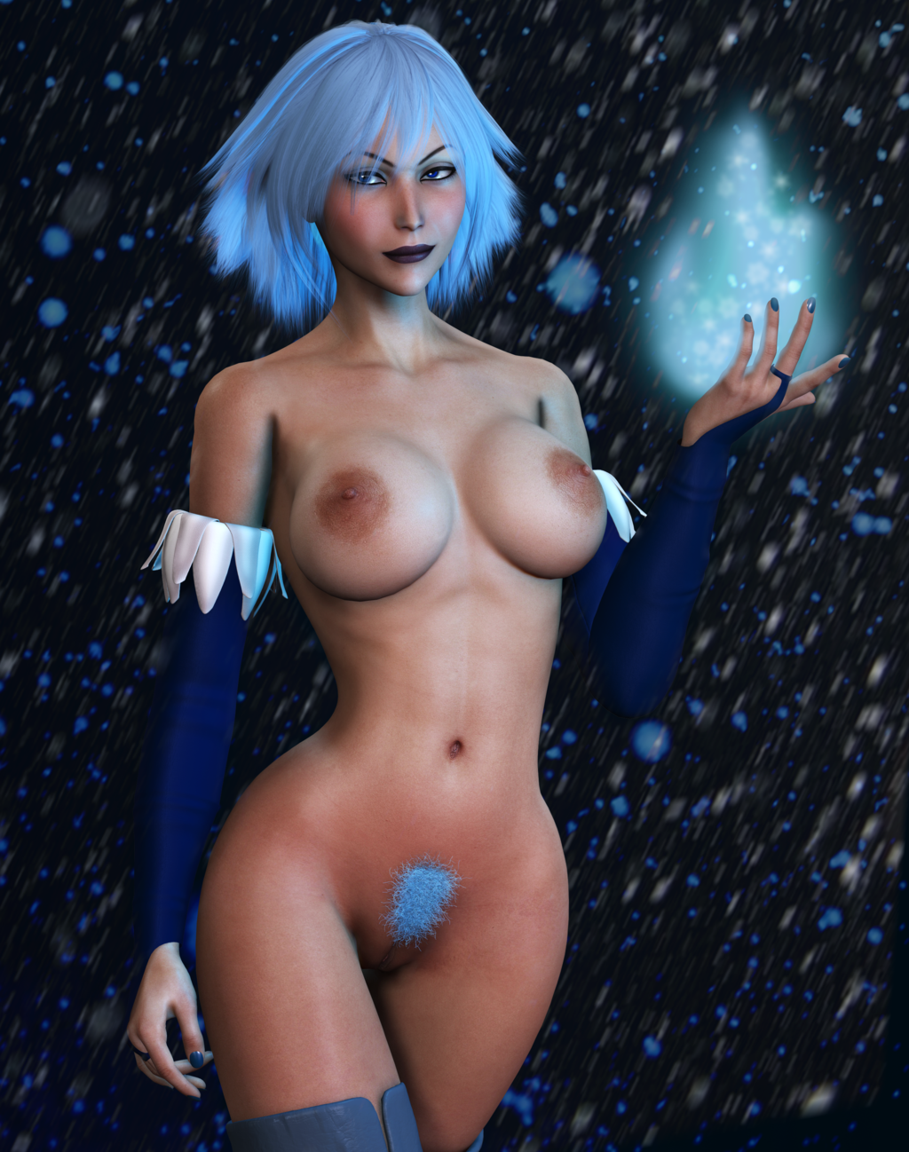 x frost king shark killer Maiden with eyes of blue hentai