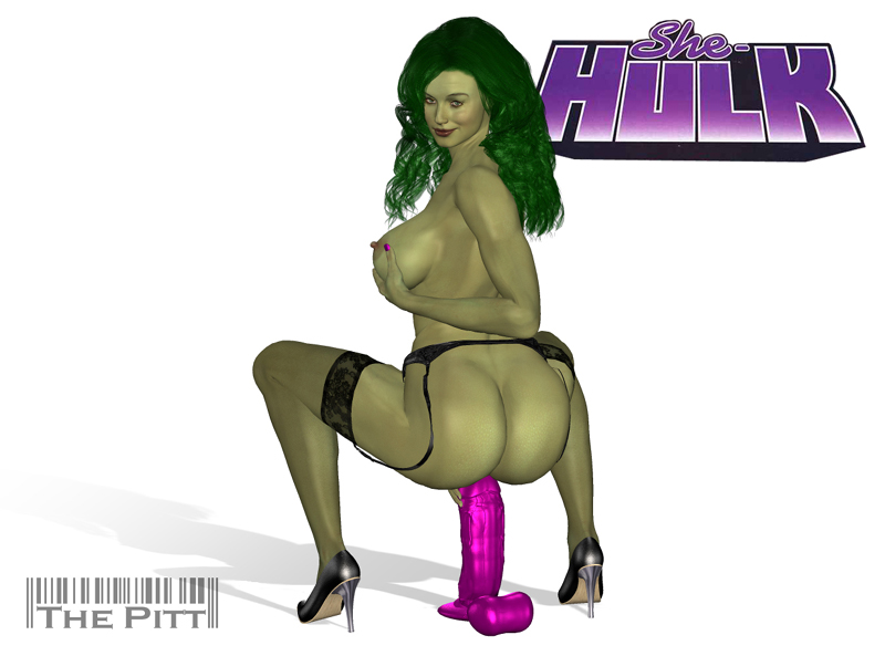 she-hulk Project x love potion disaster