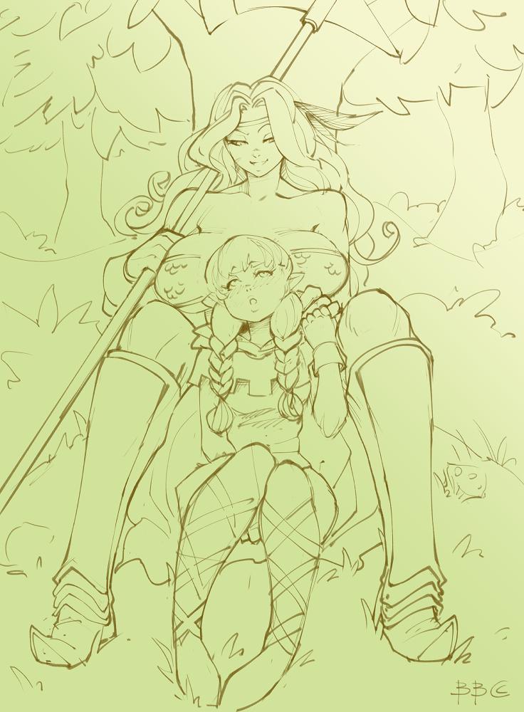 dragon's amazon crown Nightshade (marvel comics)