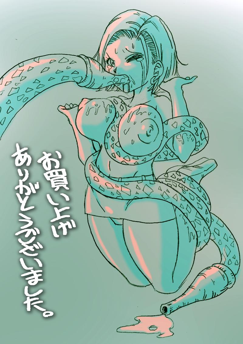 z 21 dragon ball android Beyond good and evil shauni