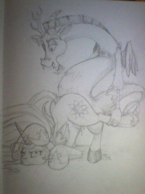 my fancy pants little pony Tears-of-blade