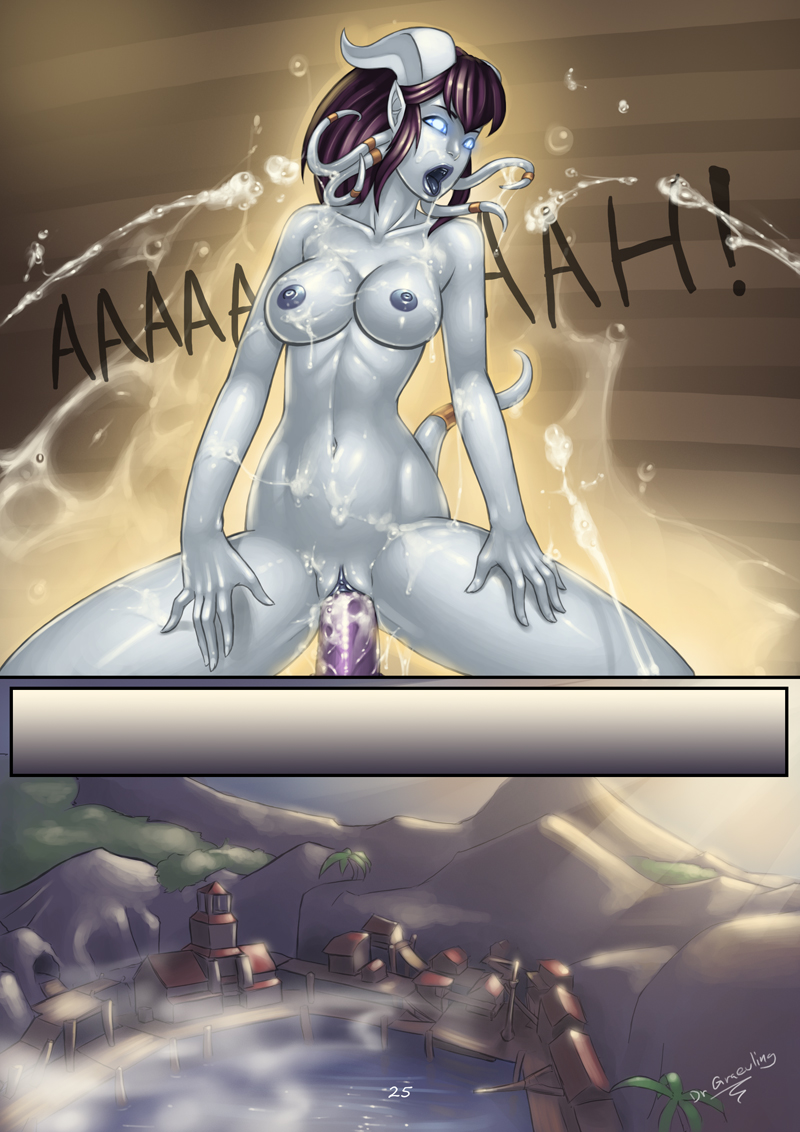 draenei accent what have do Leauge of legends