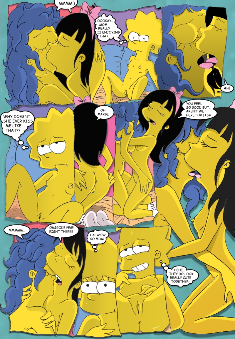 tram simpson porn marge pararam Total drama island sex comic