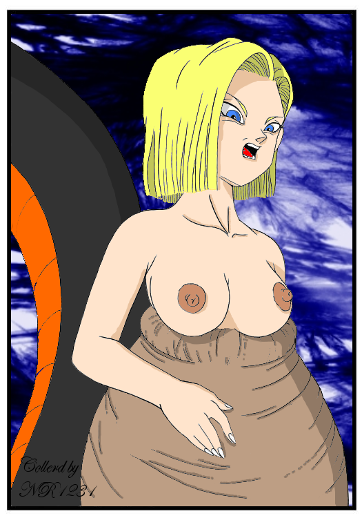21 dragon ball z android The white lady hollow knight