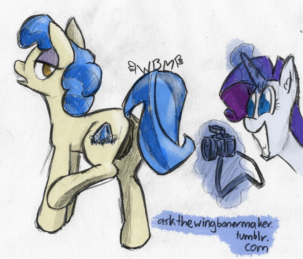 sapphire pony little shores my Better late than never porn comic