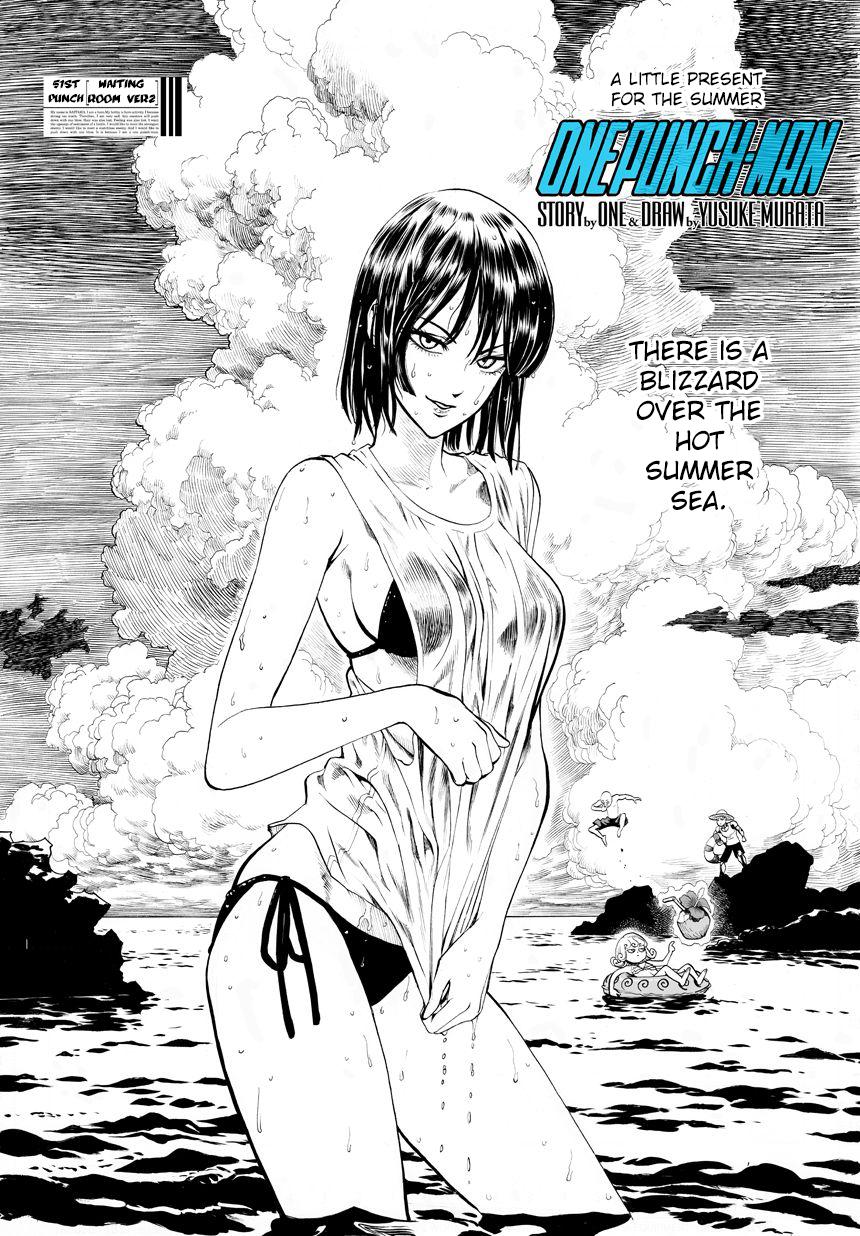 man punch tatsumaki panties one Oshiete galko-chan characters