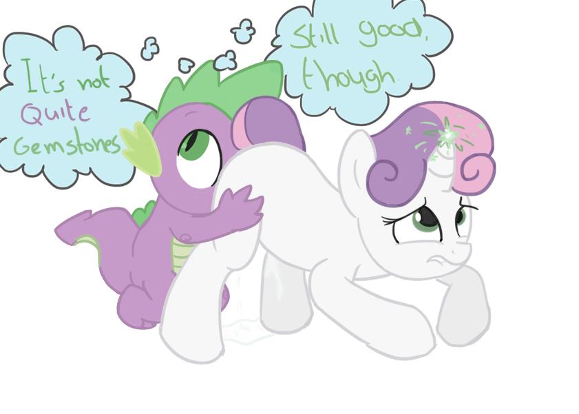 magic little pony spike friendship tlckle is my Busou_shoujo_machiavellianism