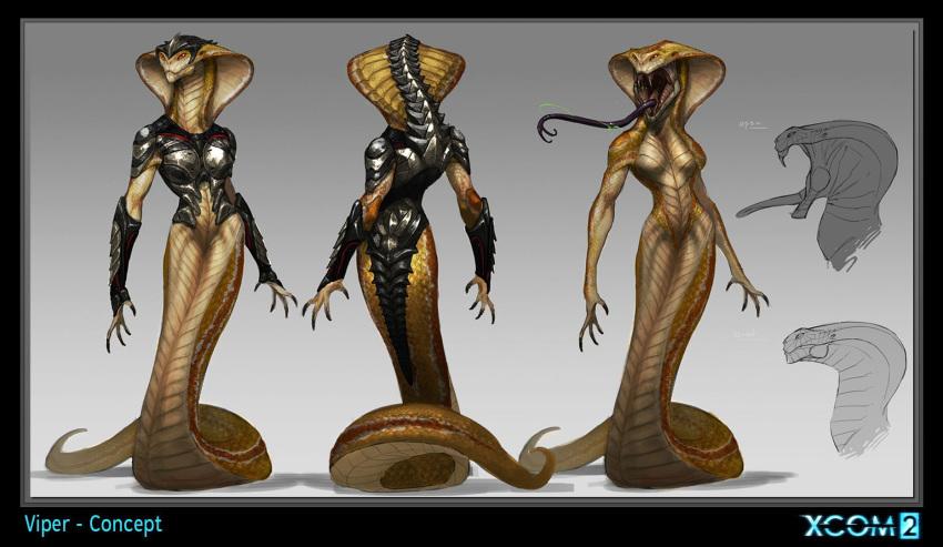2 armor viper xcom king Noah and emma total drama