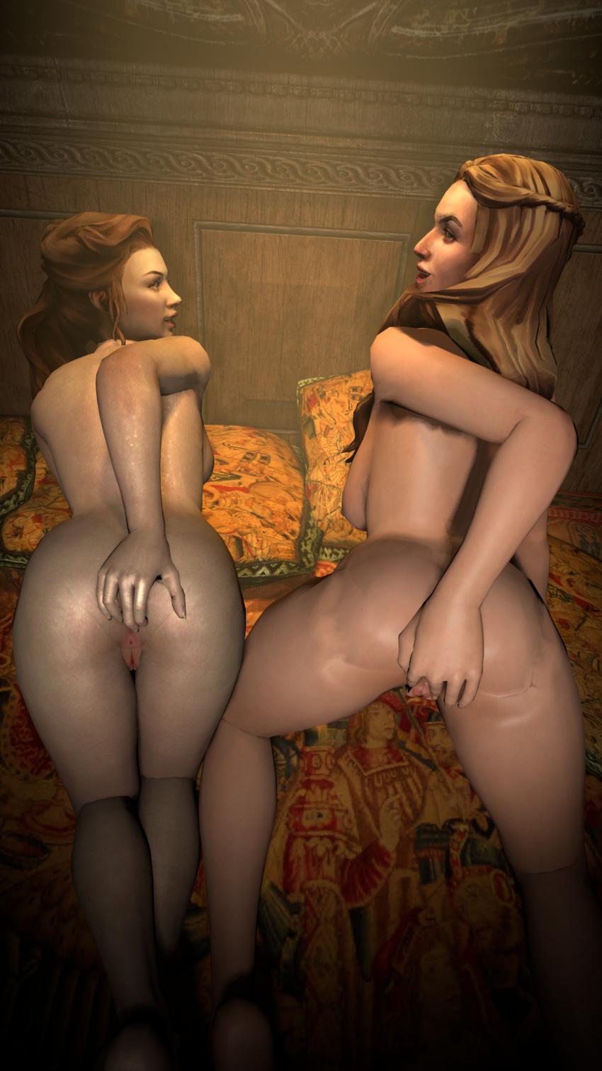 thrones fake of game nudes Slenderman x jeff the killer