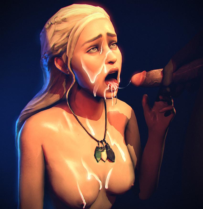 game nude thrones daenerys of Is yuri on ice a yaoi