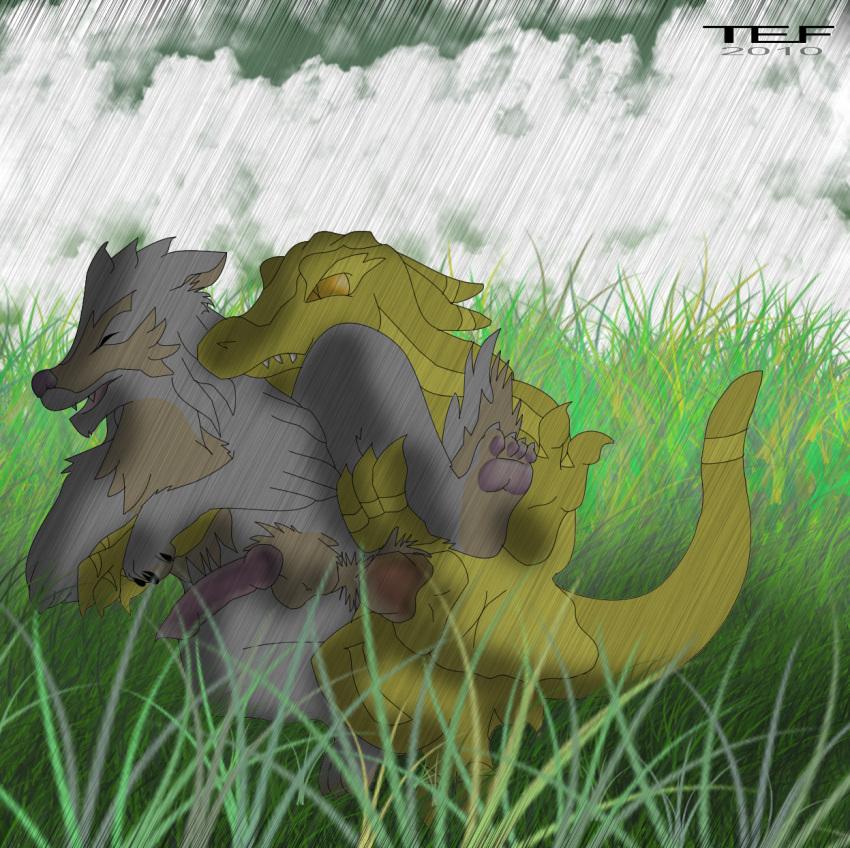 wolf's rain tsume and toboe Sakurako-san-no-ashimoto-ni-wa-shitai-ga-umatteiru