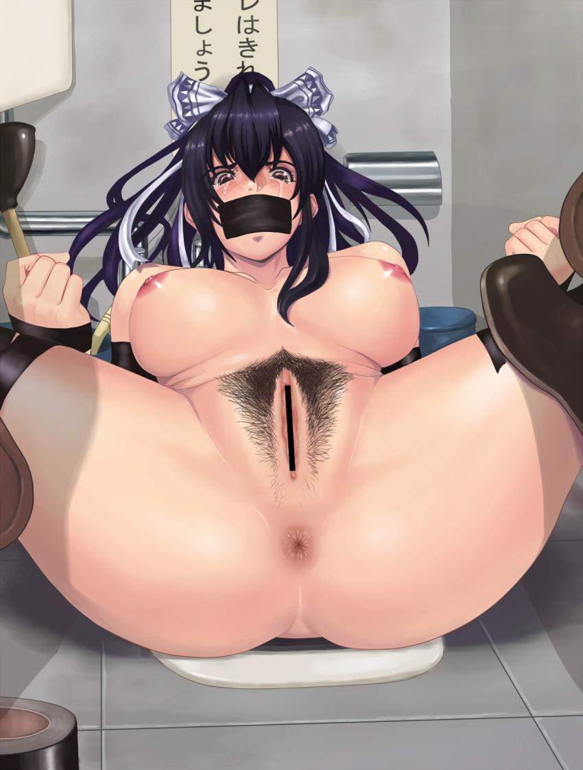tied sakura up gagged and Konnya haha to ninnkatsu shimasu ni