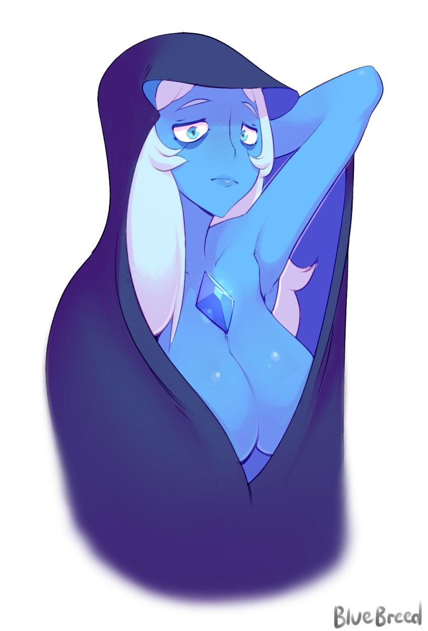 universe steven agate lace blue I pass a baton to rena-senpai