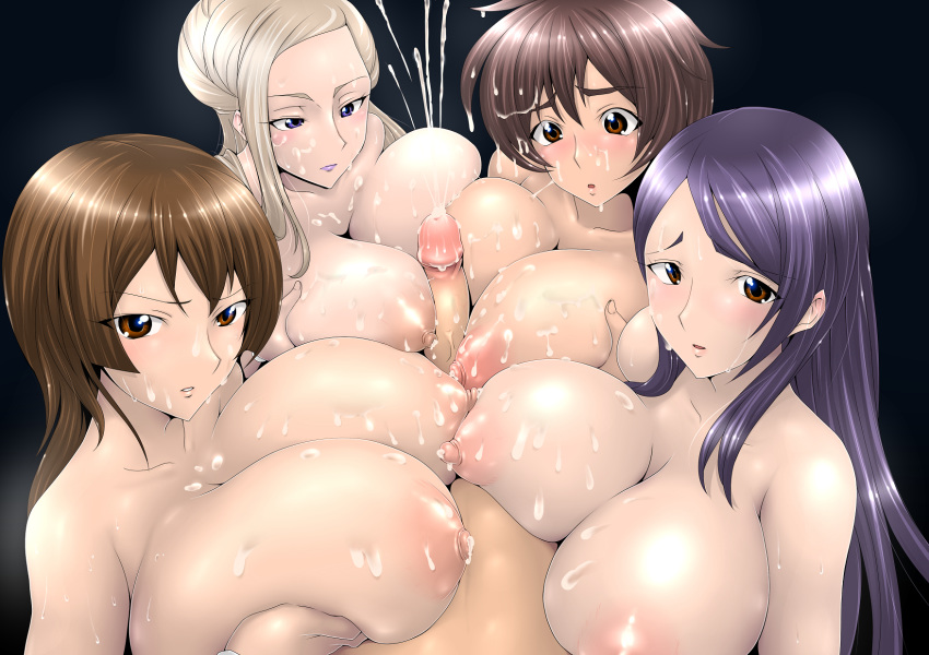 kujibiki tokushou harem-ken musou uncensored Little red riding hood nude
