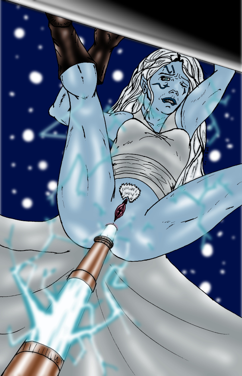 star wars female nude characters League of legends christmas hentai