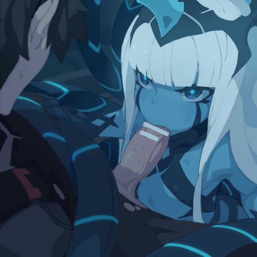 big the blue rat house bear in Miss kobayashi's dragon maid nude
