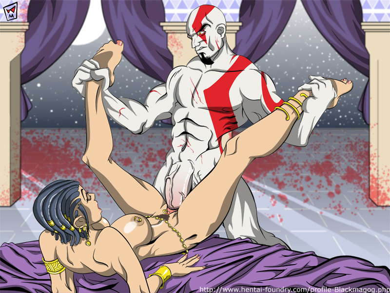4 freya god of war porn Farah legend of queen opala