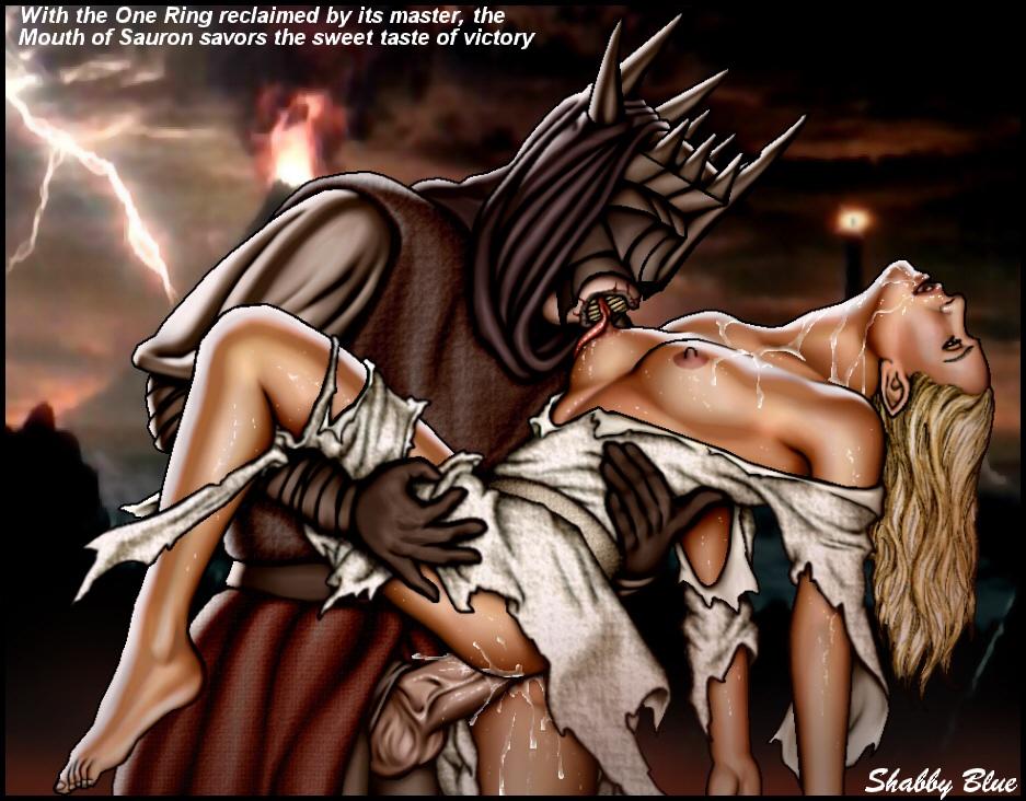 the female lord of orcs rings Doki doki literature club naked