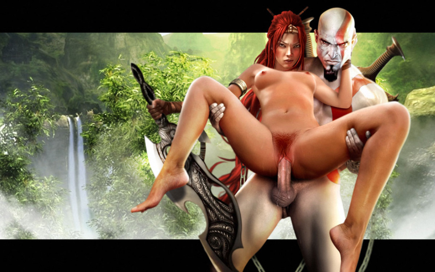 porn war 4 of freya god Mortal kombat mileena porn gif