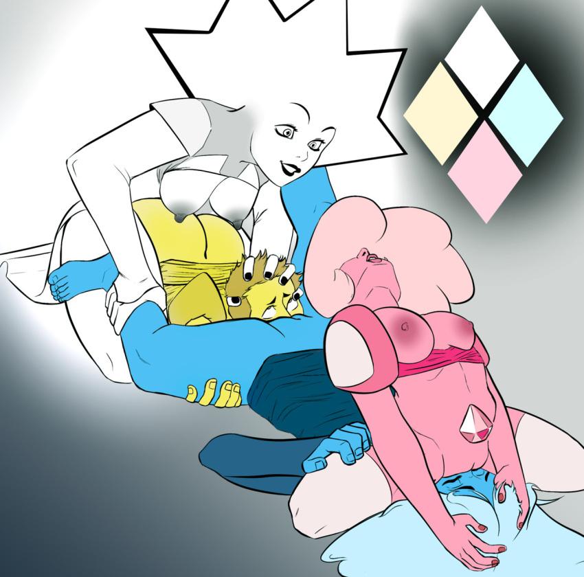 steven who is pink universe diamond Shinmai maou no testament gelbooru